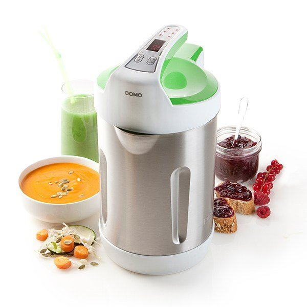 Mixeur Soupe Maker Express 2 L DO705BL Domo zoom