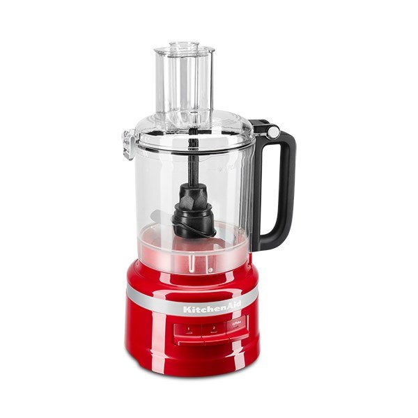 Robot ménager rouge empire 1,7 L 250 W 5KFP0719EER Kitchenaid zoom
