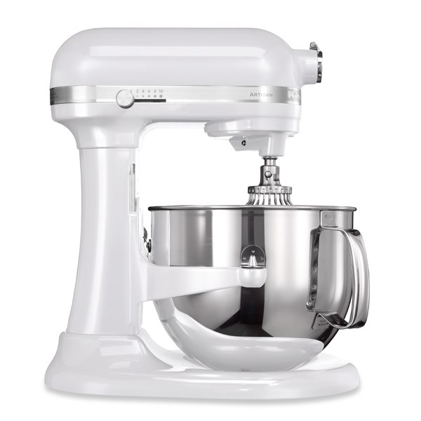 robot multifonctions avec cr mailli re artisan blanc givr 500 w kitchenaid robots de cuisine. Black Bedroom Furniture Sets. Home Design Ideas