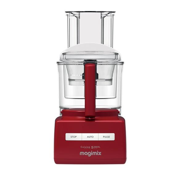 Robot multifonctions cs 5200 xl premium rouge 1100 w magimix robots de cuisine multifonctions - Coffret cuisine creative ...