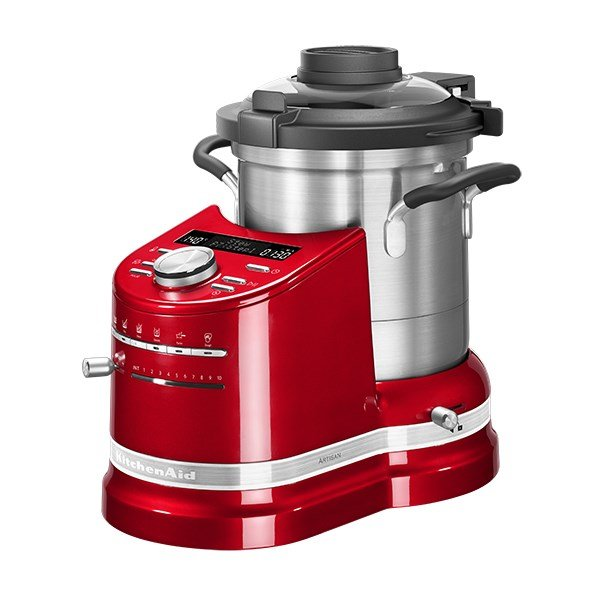 Robot cuiseur Cook Processor Artisan rouge  1500 W 5KCF0104EER 5 Kitchenaid zoom