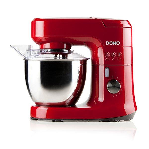 robot p tissier multifonctions rouge 4 5 l 700 w do9145kr domo robots de cuisine. Black Bedroom Furniture Sets. Home Design Ideas