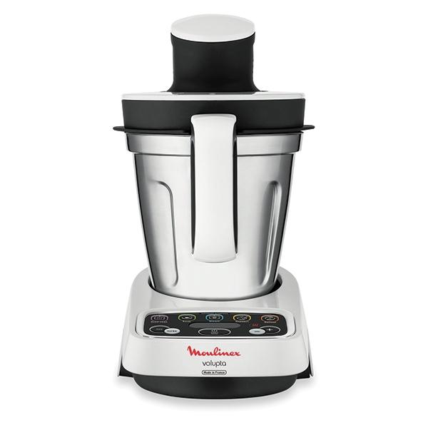 robot cuiseur 3l volupta blanc hf404110 moulinex robots de cuisine multifonctions petit. Black Bedroom Furniture Sets. Home Design Ideas
