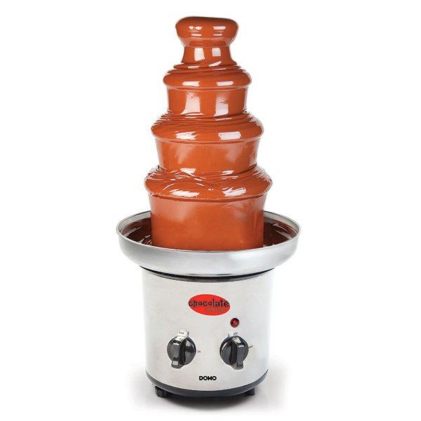 Fontaine chocolat 250 w raclettes fondues et cuisine for Appareil cuisine conviviale