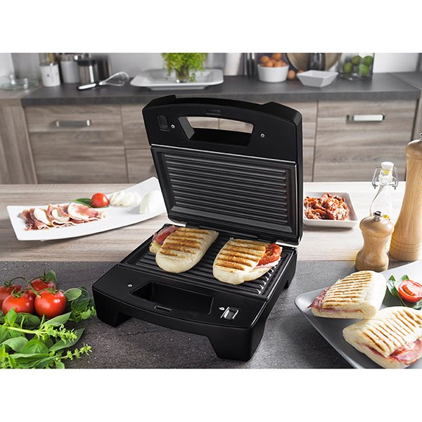 grill griddler mini gr15e cuisinart grills lectriques planchas et barbecue petit. Black Bedroom Furniture Sets. Home Design Ideas