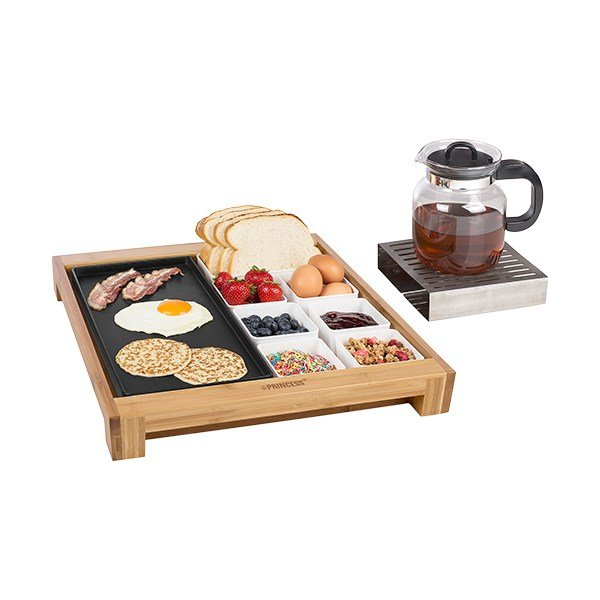 Plancha breakfast 4 all 45 cm 1200 W 01.255000.01.001 Princess zoom
