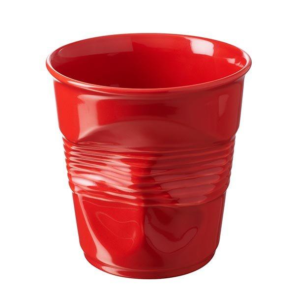 Pot ustensiles 1l froiss s rouge revol - Pot a ustensiles cuisine ...