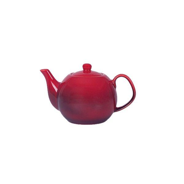 th i re tradition en c ramique rouge 600 ml bouilloires et th i res pr paration des boissons. Black Bedroom Furniture Sets. Home Design Ideas