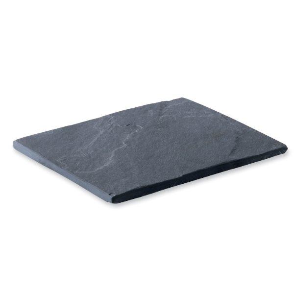 les 4 assiettes ardoise 30x20 cm lebrun vaisselle et service table art de la table et. Black Bedroom Furniture Sets. Home Design Ideas