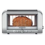 Le Toaster Vision Panoramique chrome Magimix