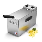 Friteuse professionnelle 4 L 2500 W KitchenChef RFN 4