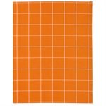 Torchon Check orange 70 cm Winkler