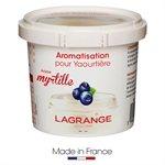arme pour yaourts myrtille lagrange - Colorant Les Artistes