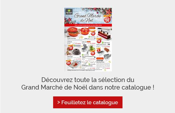 Découvrez toute la sélection du Grand Marché de Noël dans notre catalogue !