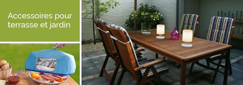 Accessoires Pour Terrasse Et Jardin Art De La Table Et Jardin