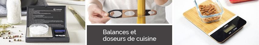 balances et doseurs de cuisine ustensiles. Black Bedroom Furniture Sets. Home Design Ideas