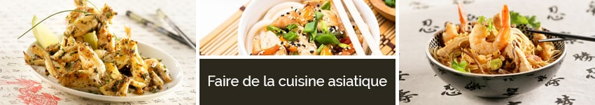 les ustensiles incontournables de la cuisine asiatique s lection de la marque beka. Black Bedroom Furniture Sets. Home Design Ideas