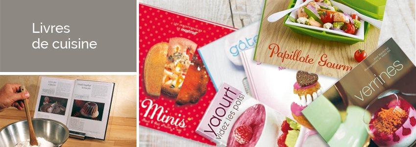 Livres de cuisine art de la table et jardin - Livre de cuisine fait maison ...