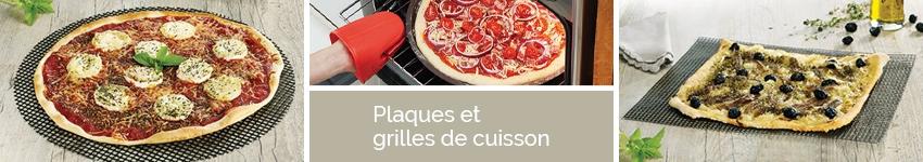 Plaques et grilles de cuisson mat riel de cuisson for Equipement de cuisson