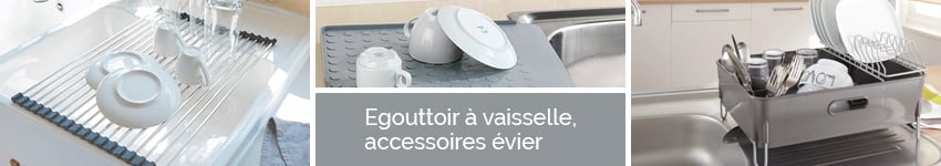 Egouttoir A Vaisselle Accessoires Evier Organisation De La