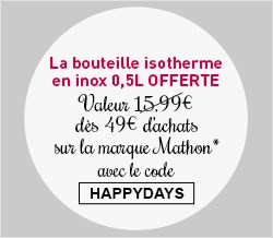 Sélection Happy Days Mathon