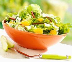 Préparez des salades