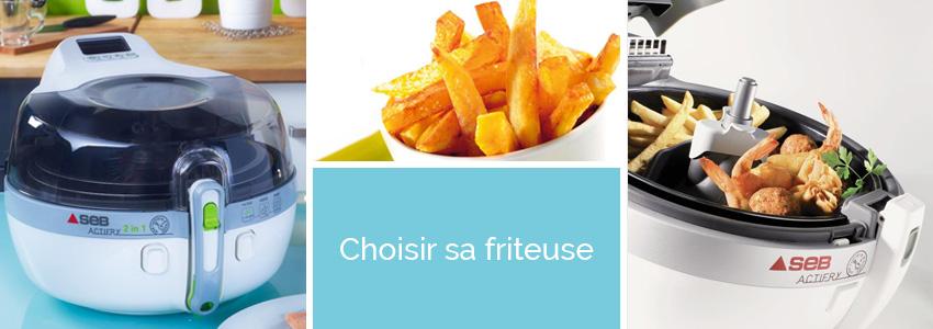 choisir sa friteuse