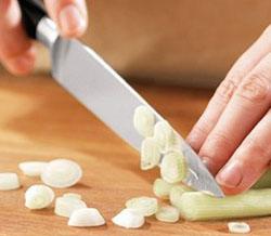 Choisir son couteau chef