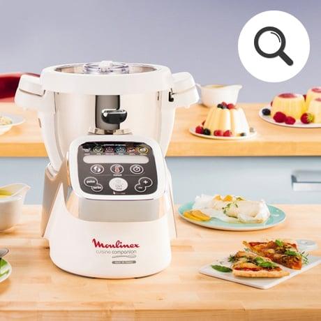 Guide d'achat robot mixeur cuiseur