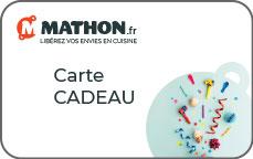 Carte Cadeau Mathon
